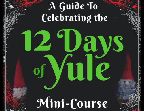 12 Days of Yule Mini Course