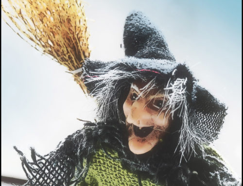 Befana, The Winter Witch