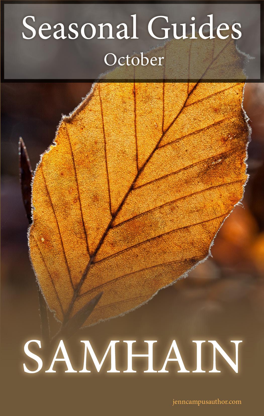 October Seasonal Guide