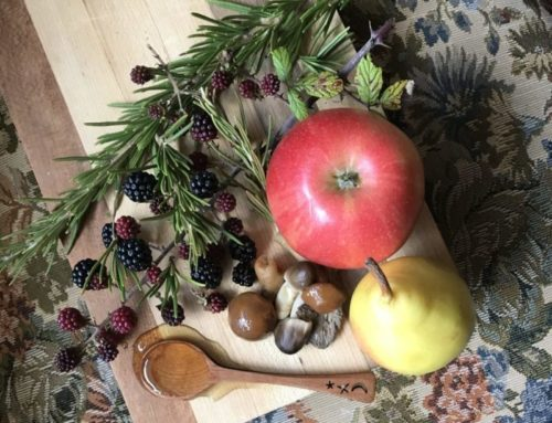 Mabon Apple Magic (+ recipe)