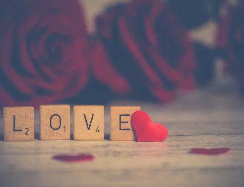Valentine's Day's Ancient Roots (& Honey Hazelnut Semifreddo)