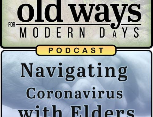 Navigating Coronavirus with Elders – Podcast