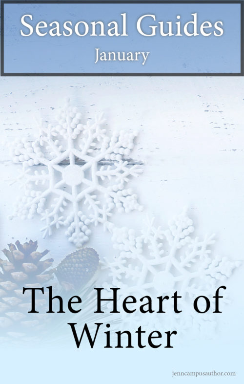 Seasonal Guide January - Cover
