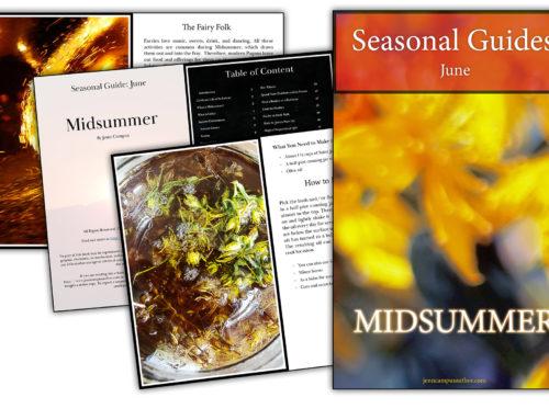 Midsummer (Litha, Summer Solstice)