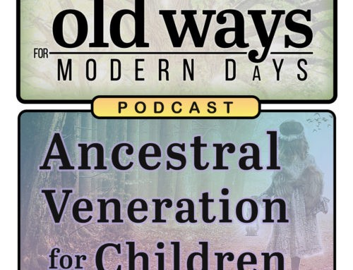 Ancestor Veneration for Children(Podcast)